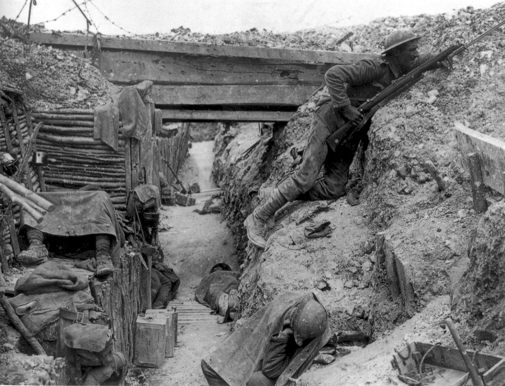life-in-trenches